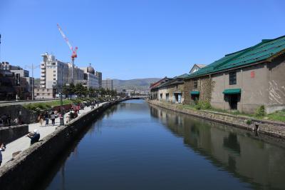 アラサー4人組食い倒れツアー in北海道