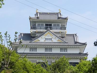 ぎふ清流マラソン&岐阜城・大垣城