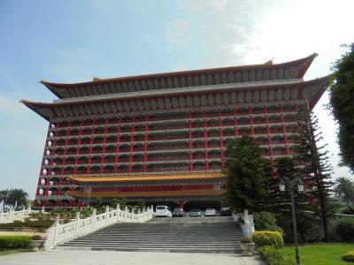 特典航空券で両親と台北へ2.圓山大飯店宿泊記