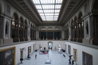 転職記念!?でヨーロッパ周遊 その16 ブリュッセルのモンデザールで美術館巡り