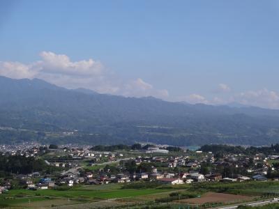 ドローン持参で長野で車中泊 (4/8)時期はずれなのか、人気のない元善光寺と瑠璃寺