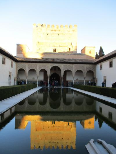 スペイン8日間:④アルハンブラ宮殿