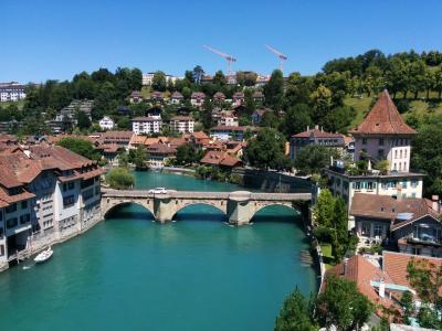 LaLaLa自由に楽しむシニア一人旅 スイス ドイツ ベニス (ベルン)