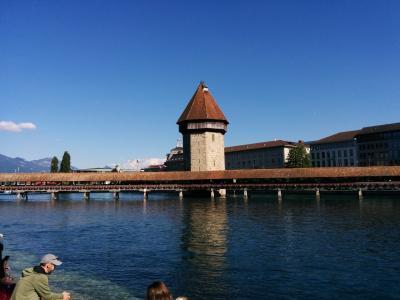 LaLaLa自由に楽しむシニア一人旅 スイス ドイツ ベニス (ルツェルン)