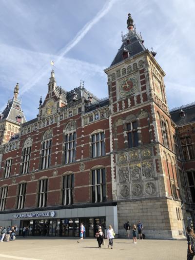4日目、アムステルダムへ
