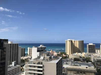 同僚と3人ハワイへ~