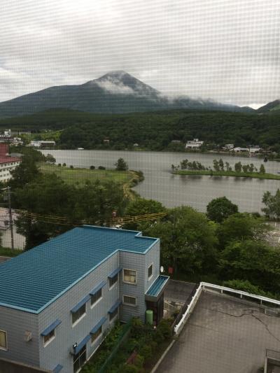 弾丸 白樺湖、松本旅行