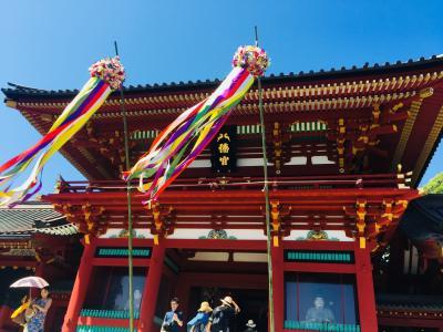 城下町旅ラン(4)あじさいの鎌倉