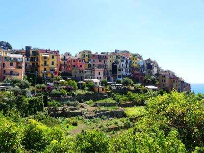 イタリア チンクエテッレの旅 part3~マナローラ&コルニーリア~