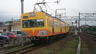 黄色い電車と赤い電車。懐かしの西武電車に乗る旅 パート2(三岐線と北勢線編)