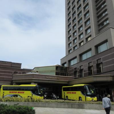 ラウンジのアルコールは2時間勝負!!ウェスティンホテル東京、高級ジム体験付き