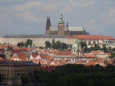 ヨーロッパ・友人夫婦と巡る初夏の中欧4都市10日間の旅 プラハ編
