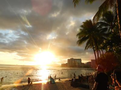 子連れ ハワイ 3世代旅行🌺1日目