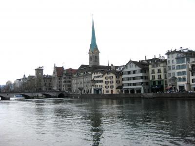 2018年 アルザス・スイス・南ドイツの旅 ⑨チューリヒ