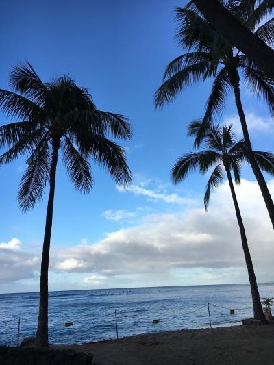 ハワイひとり旅