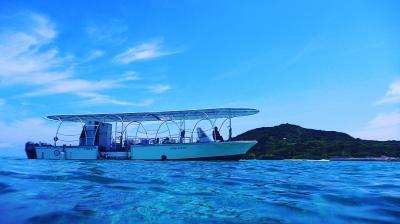 大神島シュノーケリングツアー&リーフエッジ2時間コース in 宮古島,沖縄 by Rinkarton