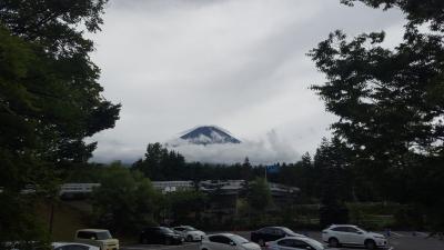 梅雨明け 富士山(富士山駅⇒スバルライン五合目)