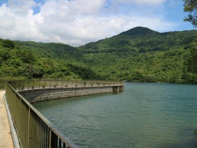香港 河背水塘