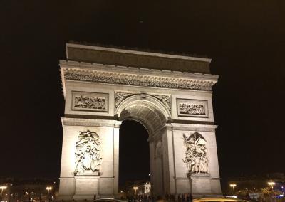 パリ:観光客の多さと治安の悪さにぐったり[2018年4月フランス散策1]