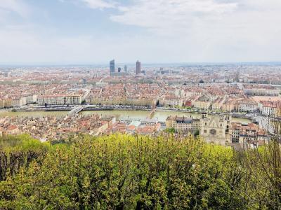 リヨン:フランス第2の都市でのんびり[2018年4月フランス散策2]