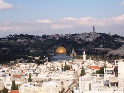 友人を訪ねて…② 不思議な世界を体感できるエルサレム マストスポットです!