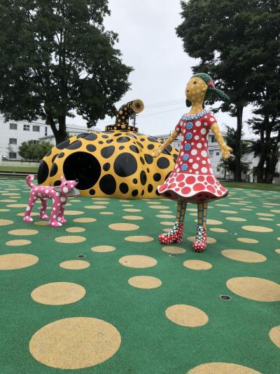 十和田市現代美術館    青森旅①