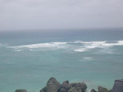 夏リゾート沖縄(番外編3)台風8号現況7月10日16時