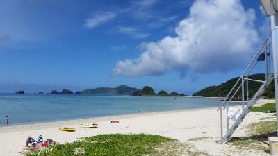 梅雨明けした沖縄 ひとり慶良間2