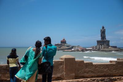 南インド1ヶ月1人旅5 カーニャクマリ編