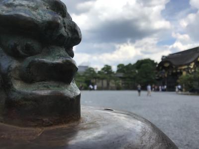 【京都地下鉄沿線】京都御所~二条城~本能寺