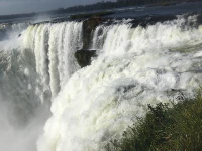 元気なうちに行ってみよう!女3人 南米旅行5【イグアスの滝(アルゼンチン側)編】