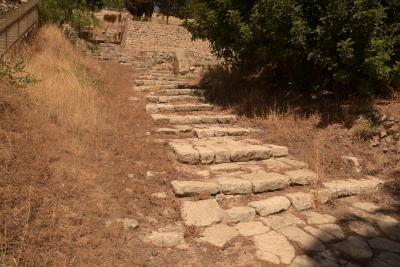 エルサレム&ヨルダン5' シオン門南側地区