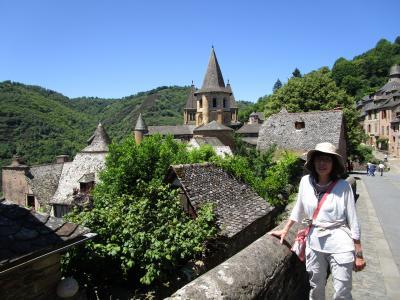 フランスピレネー+フランスロマネスクの旅②南西部の美しい町、村めぐり