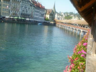 JALビジネスクラスで行くスイスアルプスとフランスアルザス地方の旅10日間 その3