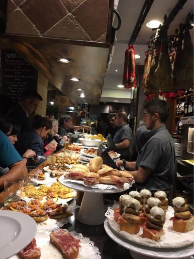 スペインバスクを訪ねる旅。パンブローナ、サン・セバスチャン編