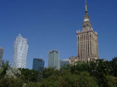 ヨーロッパ・友人夫婦と巡る初夏の中欧4都市10日間の旅 ワルシャワ編