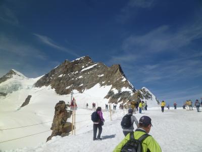 JALビジネスクラスで行くスイスアルプスとフランスアルザス地方の旅10日間 その4