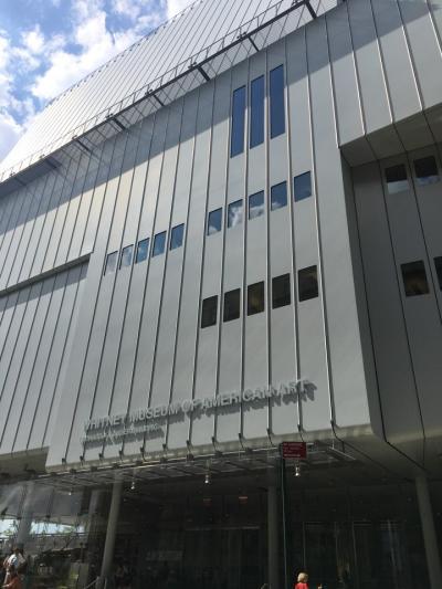 NYリベンジ旅行 ~ホイットニー美術館~