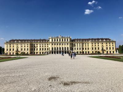 ウィーン散策1日目[2018年7月ヨーロッパ旅行8]
