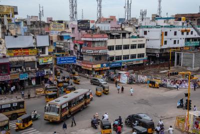 南インド1ヶ月1人旅7 チェンナイ編