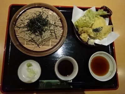 岡谷の絶品そばせいろ、上諏訪高島城で諏訪氏を学ぶ