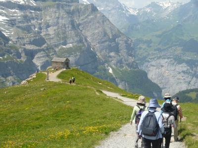 JALビジネスクラスで行くスイスアルプスとフランスアルザス地方の旅10日間 その5