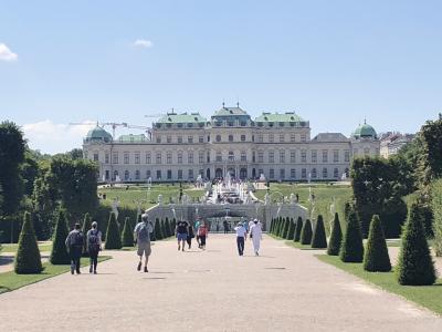 ウィーン散策2日目[2018年7月ヨーロッパ旅行9]