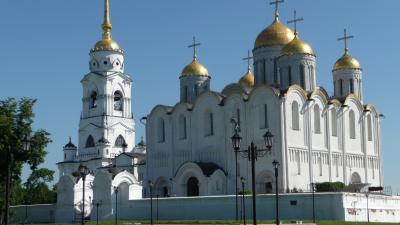 初夏のロシアへの旅 6 4日目 ウラジーミル