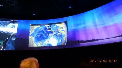 紫微斗数 ノルウェー・トロムソの北極水族館 2017.11~12