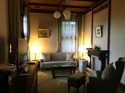 奈良ホテルで過ごす週末