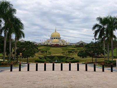 マレーシア旅1☆クアラルンプール&イポー(クアラルンプール)