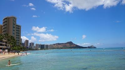 2018年6月 結婚25周年ハワイ旅行6泊8日 ~1日目・2日目