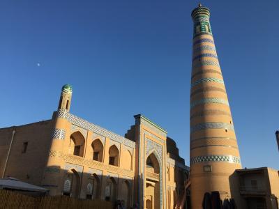 ⭐️女子旅⭐️ ウズベキスタン 8日間