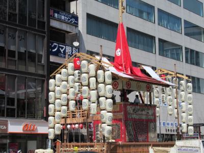 祇園祭 2018 京都市